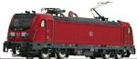 Fleischmann 739071 N Gauge DBAG BR147 Electric Locomotive(DCC-Sound)
